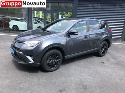 usata Toyota RAV4 Hybrid 2WD Dynamic del 2018 usata a Varese