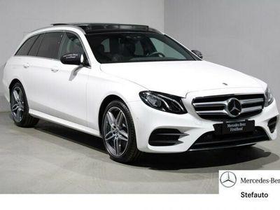 usata Mercedes E400 E 400 d S.W. 4Matic Auto PremiumS.W. 4Matic Auto Premium