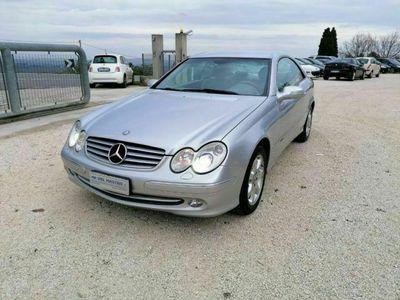 usata Mercedes 170 CLK ELEGANCE COUPE'