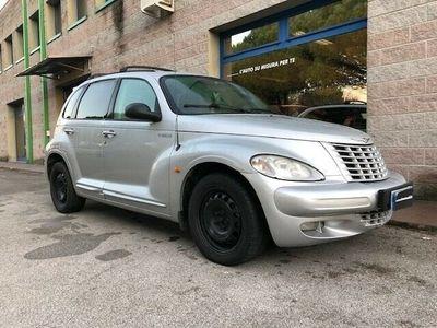 usata Chrysler PT Cruiser 2.2 CRD LIMITED INTERNI IN PELLE CLIMA RADIO CD