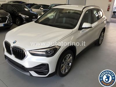 usata BMW X1 X1sDrive18i Advantage