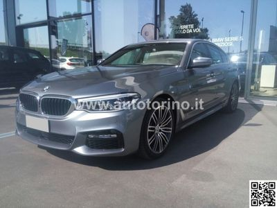 used BMW 530 SERIE 5 BERLINA d xDrive Berlina Msport