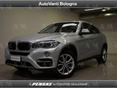 usata BMW X6 xDrive30d 249CV del 2016 usata a Granarolo dell'Emilia