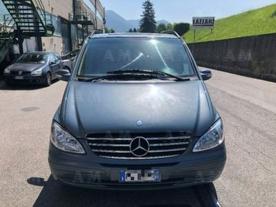 käytetty Mercedes Viano 2.2 CDI Ambiente 7 POSTI