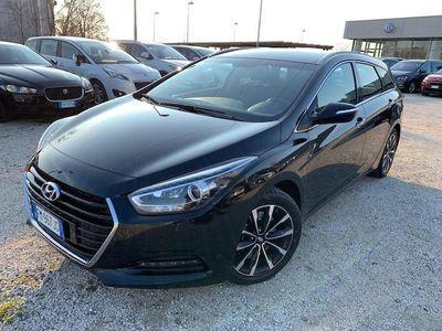 brugt Hyundai i40 Wagon 1.7 CRDi 141 CV 7DCT Business FULL OPTIONAL!