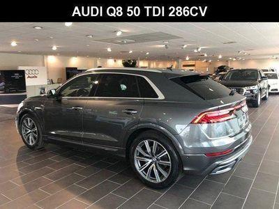 used Audi Q8 50 TDI 286 CV quattro tiptronic Sport SL