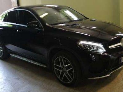 usata Mercedes GLE350 COUPE ESTENSIONE GARANZIA UFFICIALE FINO 2021