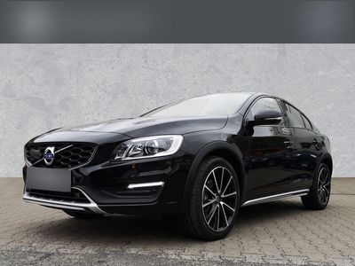 brugt Volvo S60 CC D4 Awd Geartronic Pro Standhzg.