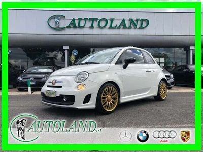 usata Abarth 500 1.4 Turbo T-Jet*CambioAutoMTA*SensPark*Bluetooth*