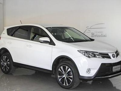 brugt Toyota RAV4 2.2 D-CAT A/T 4WD Style White Ed.