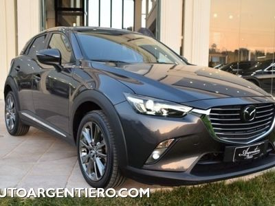 usata Mazda CX-3 1.5L Skyactiv-D Luxury Edition