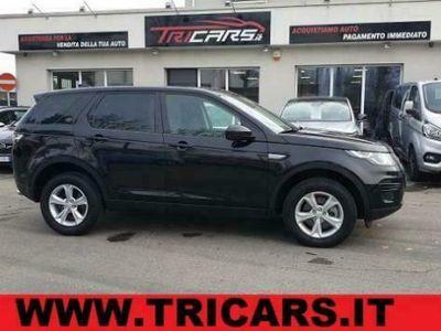 usata Land Rover Discovery Sport 2.0 TD4 150 CV Pure A