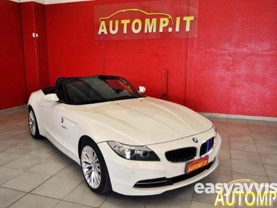 usado BMW Z4 sdrive20i cerchi 18 clima cruise control pelle cd benzina