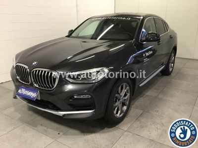 used BMW X4 X4XDRIVE20D XLINE