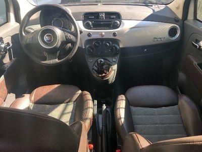 używany Fiat 500 1.3 Multijet 16V 95 CV Matt Black