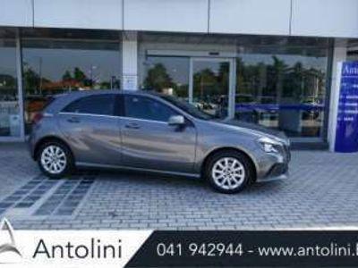 usata Mercedes A160 d automatic executive diesel