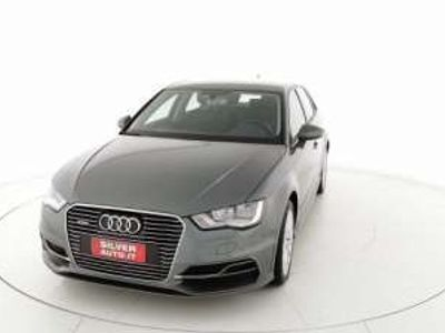 usata Audi A3 e-tron SPB 1.4 TFSI S tronic Ambition Elettrica/Benzina
