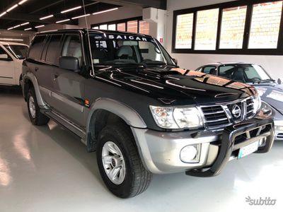 used Nissan Patrol GR 3.0TDDi 5 porte Autocarro Luxury
