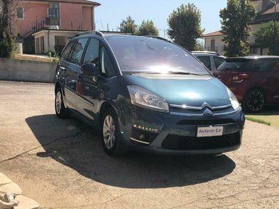 usata Citroën Grand C4 Picasso 1.6 HDI 7posti