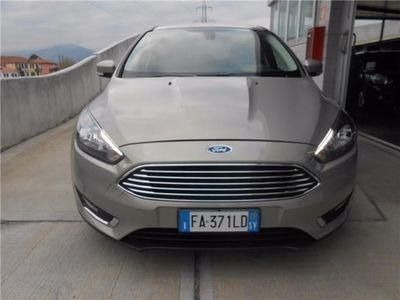 usata Ford Focus 1.5 TDCi 120cv TITANIUM POWERSHIFT - FULL OPT.