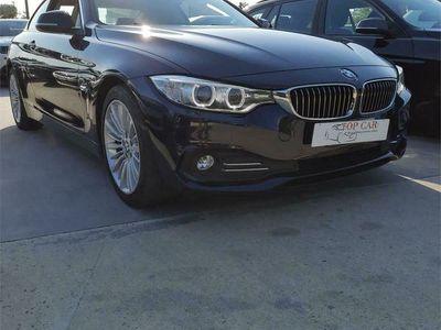 usata BMW 420 Serie 4 d Coupé Luxury
