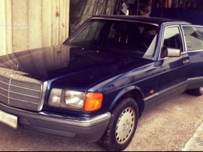 second-hand Mercedes 420