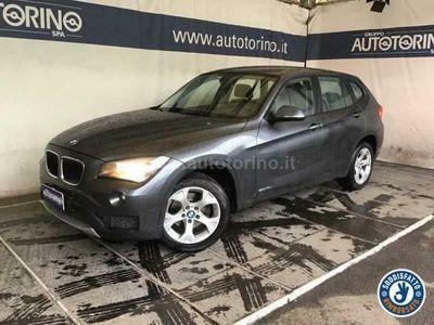 usata BMW X1 sdrive18d my12