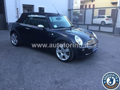 usado Mini One Cabriolet 1.6 16V