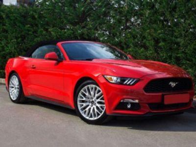 usata Ford Mustang convertible 2.3 ecoboost benzina
