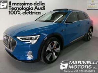 usata Audi E-Tron - 55 quattro Advanced Lanch Edition Elettrica
