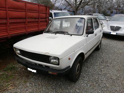 usata Fiat 127 900/C 5 Porte 2 Prec. Propr. - 1980
