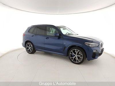 usata BMW X5 G05 xdrive30d Msport auto