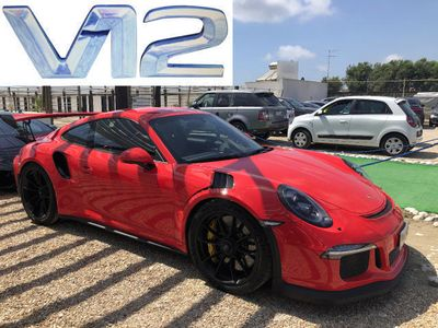 usata Porsche 911 GT3 RS 991 911 4.0- CARBO - LIFT