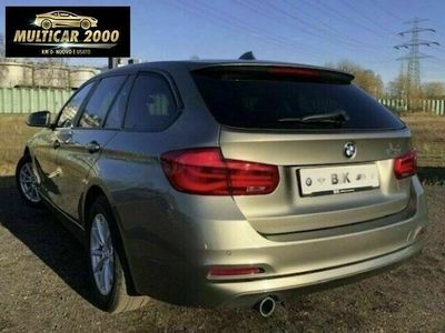 usata BMW 316 d Touring Advantage PRONTA CONSEGNA