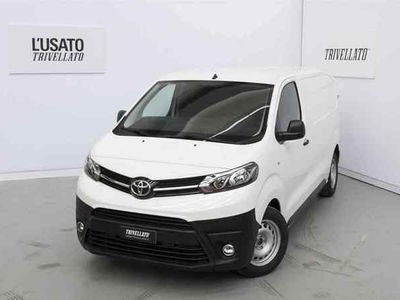 brugt Toyota Proace 16D 115CV SS PL-TN Furgone Medium 3p10q Comfort