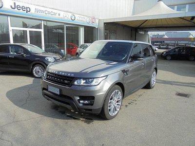 brugt Land Rover Range Rover Sport 3.0 SDV6 306cv HSE 7 Posti + Tetto Apribile