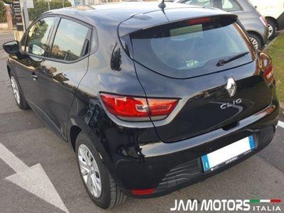 usata Renault Clio 1.2 75CV 5 porte Wave navi-pdc-