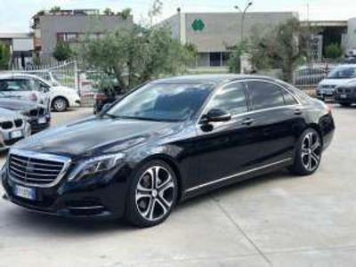 usata Mercedes S350 BlueTEC Premium Lunga Diesel