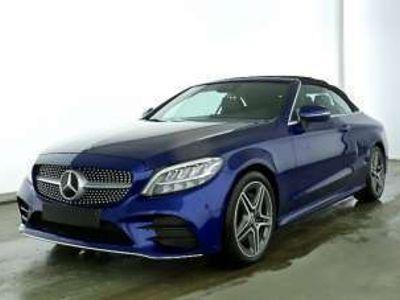 usata Mercedes C200 9G EQ-Boost Cabrio AMG Premium Plus BURMESTER-FULL Vizzolo Predabissi