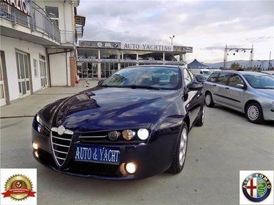 usata Alfa Romeo 159 1.9 Jtdm Progression Full Optional Perfetta Usato