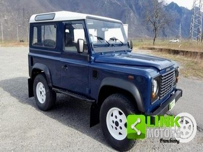 used Land Rover Defender 90 2.5 Td5 Soft-Top