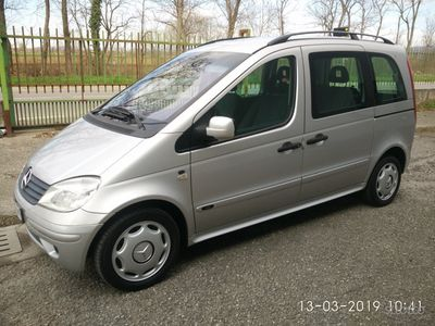 second-hand Mercedes Vaneo 1.7 CDI Family - 2004