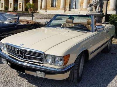usata Mercedes 560 SL