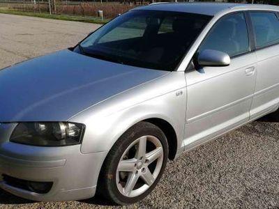 usata Audi A3 Sportback 2.0 TDI 140cv cambio aut. DSG
