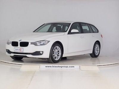 begagnad BMW 316 d Touring Business aut.
