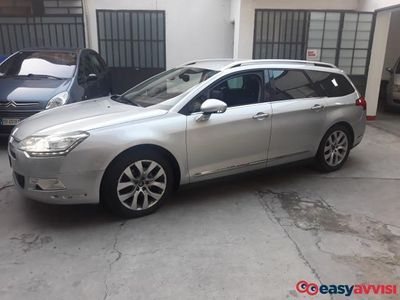 used Citroën C5 station wagon 2.0 hdi 160 fap executive diesel