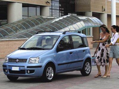 "usata Fiat Panda 1.3 MJT 16V Emotion ""NEOPATENTATI"" rif. 10668423"