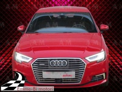 usata Audi A3 Sportback 40 e-tron S tronic usato