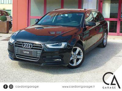 usata Audi A4 Avant 2.0 TDI clean diesel Business P