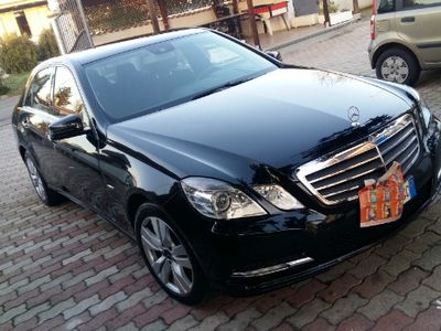gebraucht Mercedes E200 cdi 2012 10.000 autom